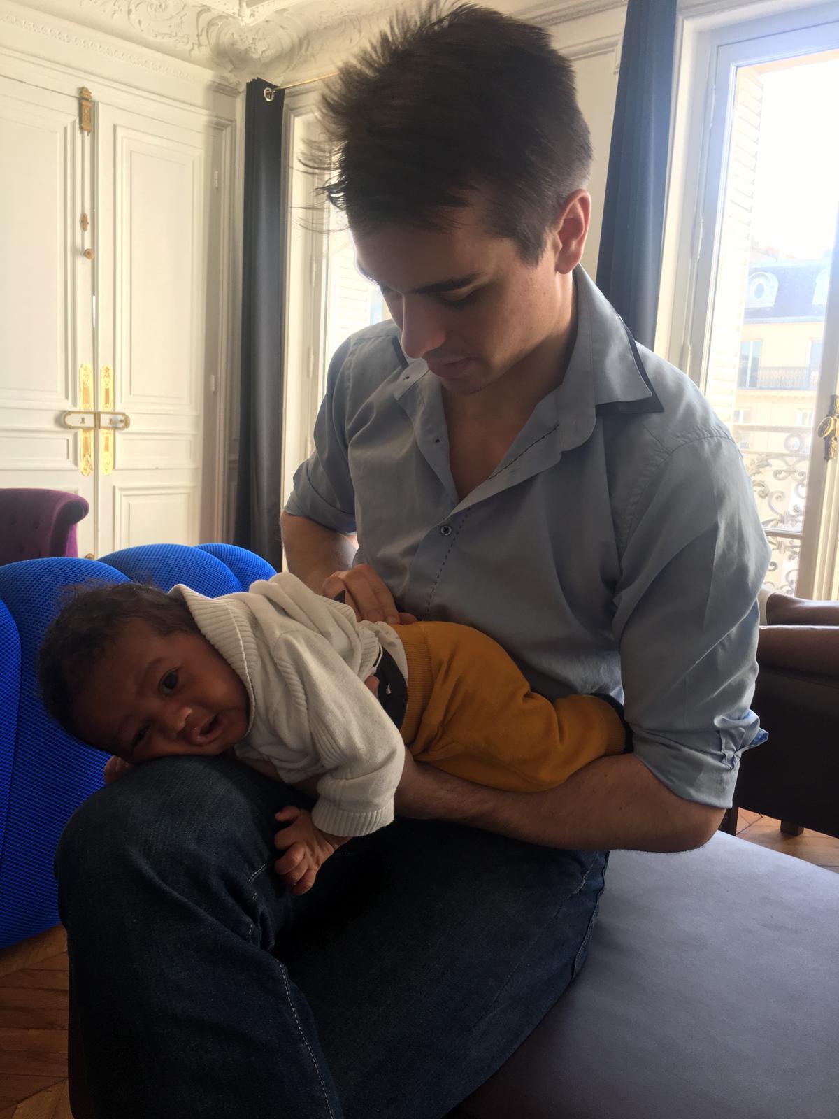 chiropracteur bébé